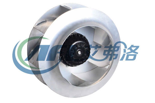 B4D355-164A-AS00 Galvanized backward curved centrifugal fan