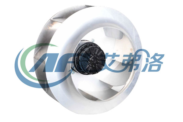 1100W speed controllable backward curved impellers  fan