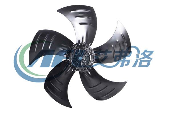 A550-5 External Rotor Motor Axial Fan