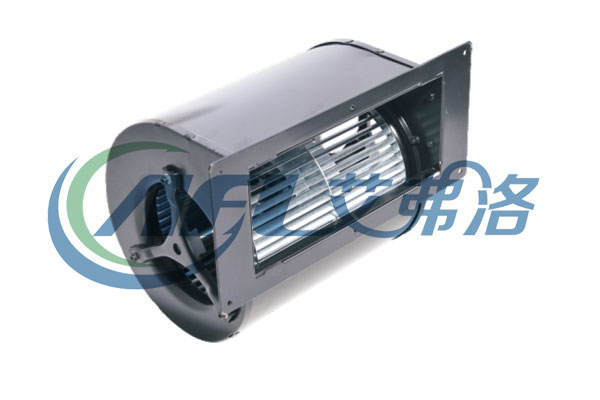 DC Dual Inlet Forward Centrifugal Fans Φ133