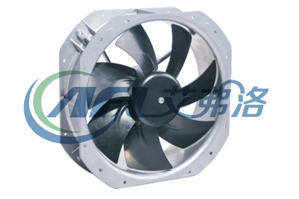 Low energy consumption  DC Axial Fans