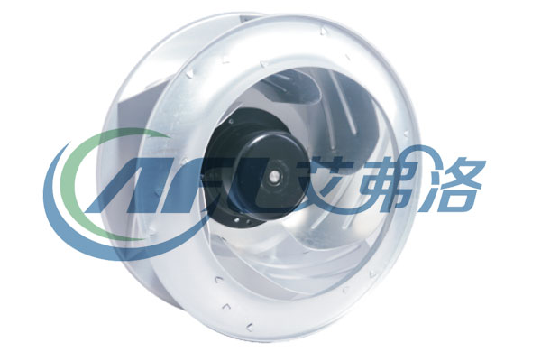 355mm 48V Backward Curved Low Noise Industrial Centrifugal Fan