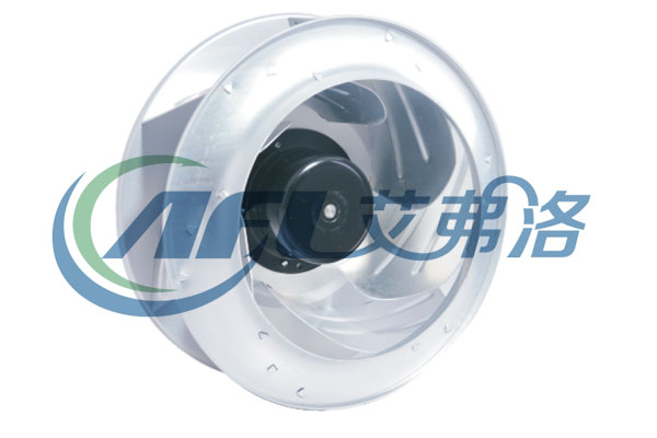 355mm Dc Motor Speed Control Backward Centrifugal Fan