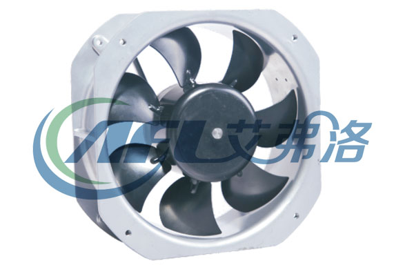 DC 200mm condenser axial fan