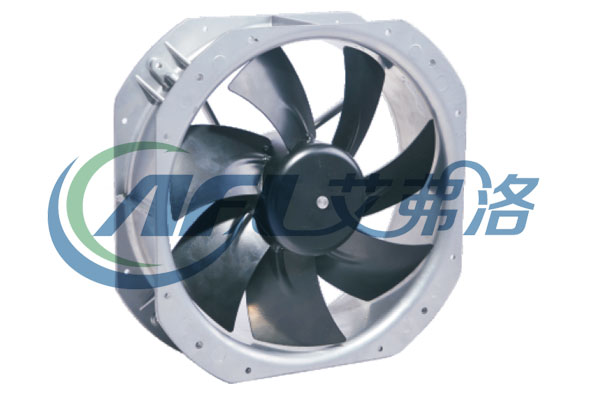 DC 250mm ventilation axial fan