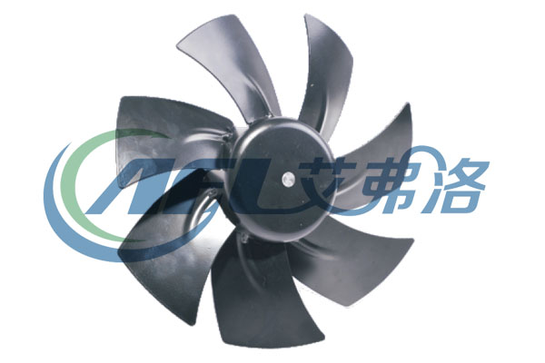 DC 250mm condenser axial fan