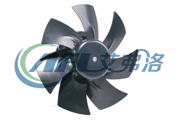 Diameter DC 250mm external rotor axial cooling fan