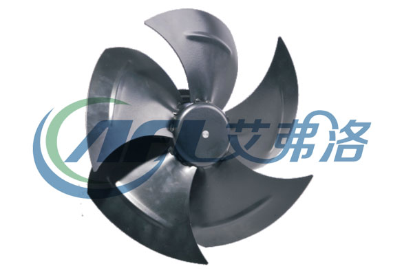 EC external rotor motor tube axial flow fan