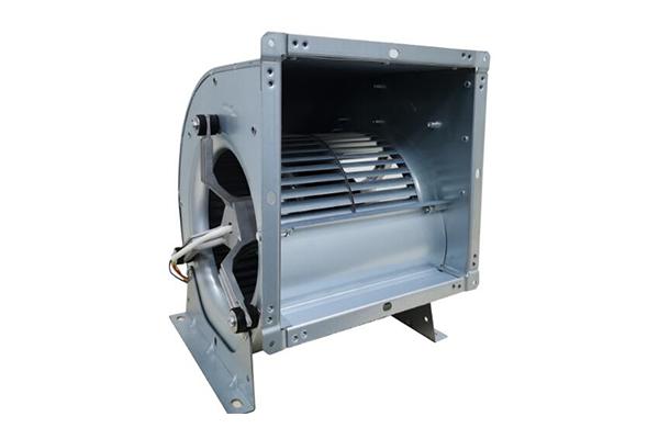 EC dual inlet blower centrifugal fan 250 mm F3P250-EC137-100